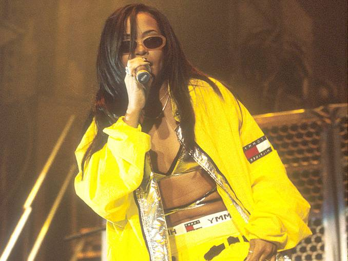 New Hashtag Begs The Question: Why Can't We Stream Aaliyah Music in 2020?