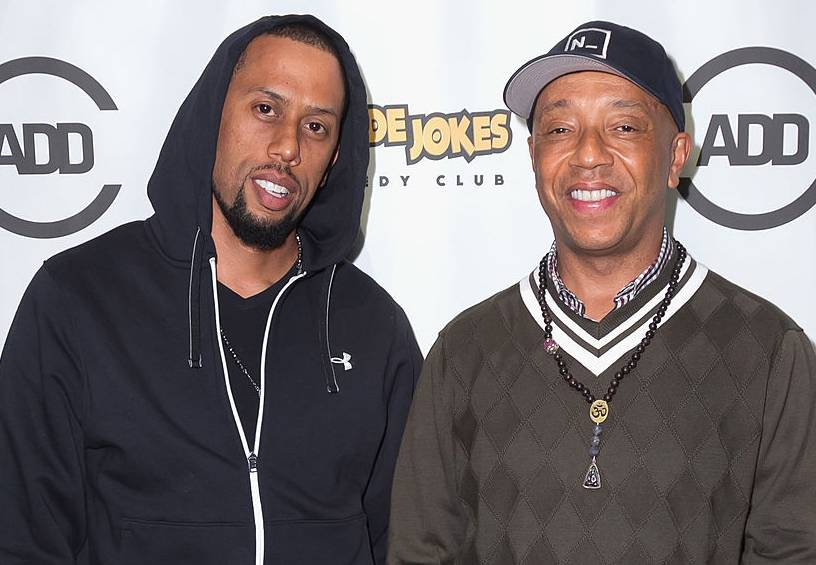 Affion Crockett & Godfrey Parody of JAY-Z, Russell Simmons, Obama, and More During Instagram Live Imitation of Battle