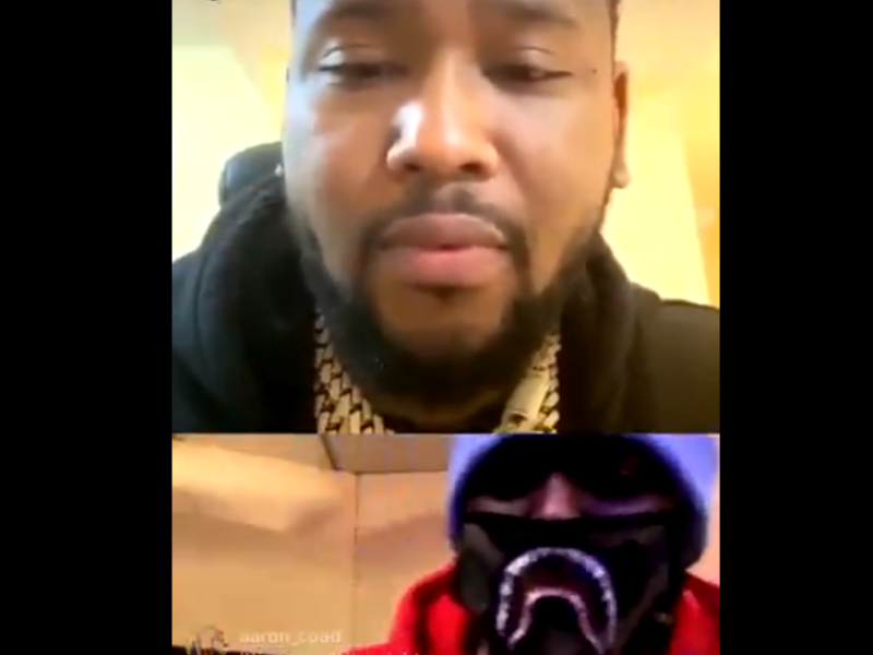 Hit-Boy & Boi-1da Drop New Drake, Big Sean & Nipsey Hussle Tracks During Instagram Live Battle