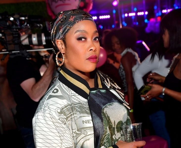 Da Brat Explains Why She Kept Her Relationship With Jessica Dupart Quiet