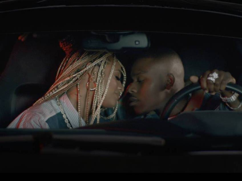 DaBaby Switches Up His Flow For 'Find My Way' Short Film Co-Starring B. Simone