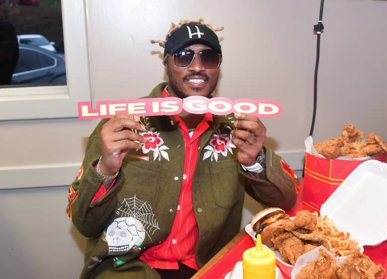 Future Earns Seventh Consecutive Billboard 200 Crown With 'High Off Life'
