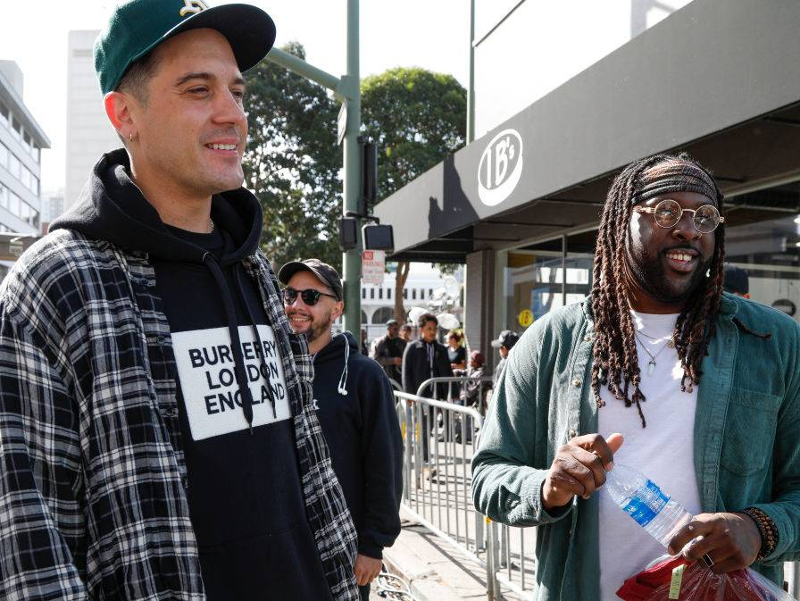G-Eazy Providing Free Food To Bay Area Kids To Make Up For School Meals