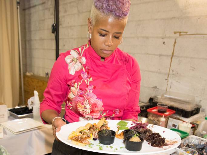 Kelis' Netflix Cannabis Cooking Show Dropping On 4/20