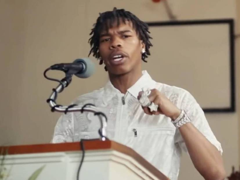 Lil Baby & 42 Dugg Bring 'Grace' To Church In New 'My Turn' Video
