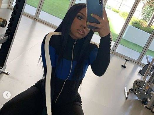 Floyd Mayweather's Daughter Arrested For Allegedly Stabbing the Woman About the NBA YoungBoy