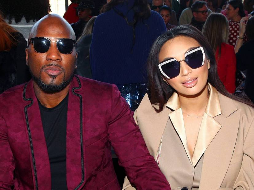 Jeezy Just Popped The Question To 'The Real' Co-Host Jeannie Mai