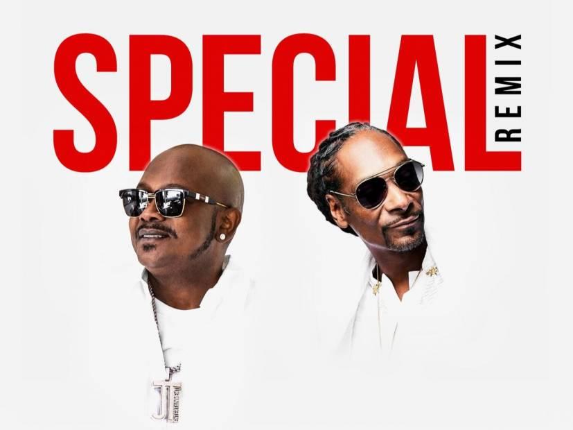 R&B Legend JoJo Hailey Recruits Snoop Dogg For 'Special' Remix