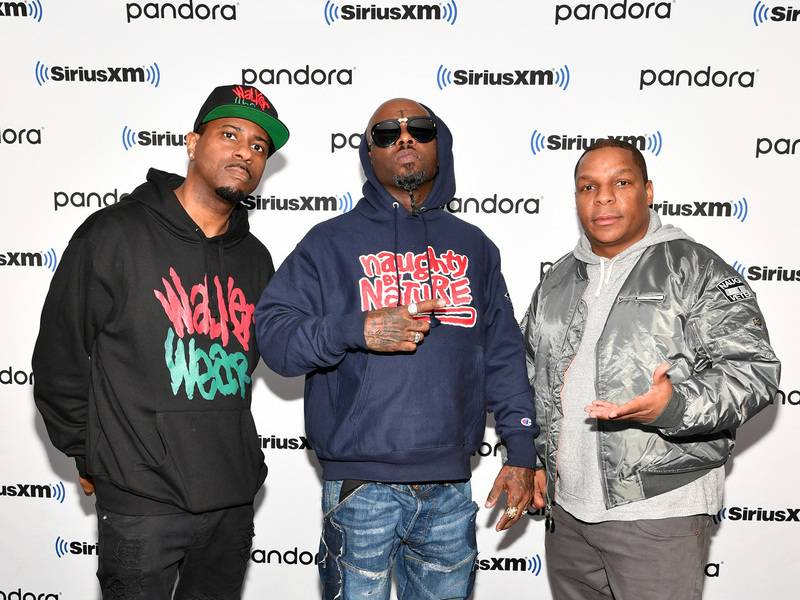 Naughty By Nature Releases 'Forgotten Quarantined Archives' EP