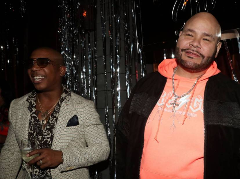 Fat Joe & Ja Rule Bombard Swizz Beatz With 50 Cent Battle Request - HipHopDX