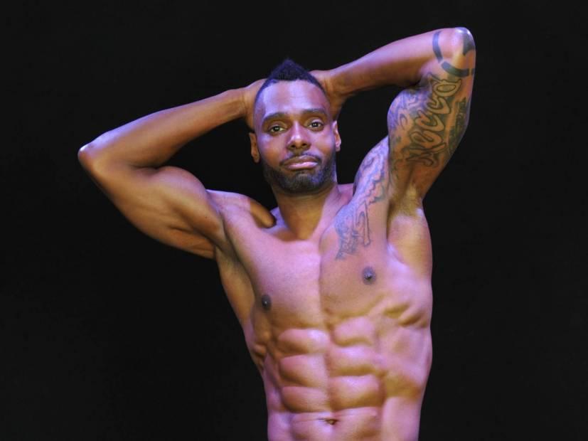Celebrity Trainer Mark Jenkins Talks Training D'Angelo For 'Untitled' & Free IG Live Workouts