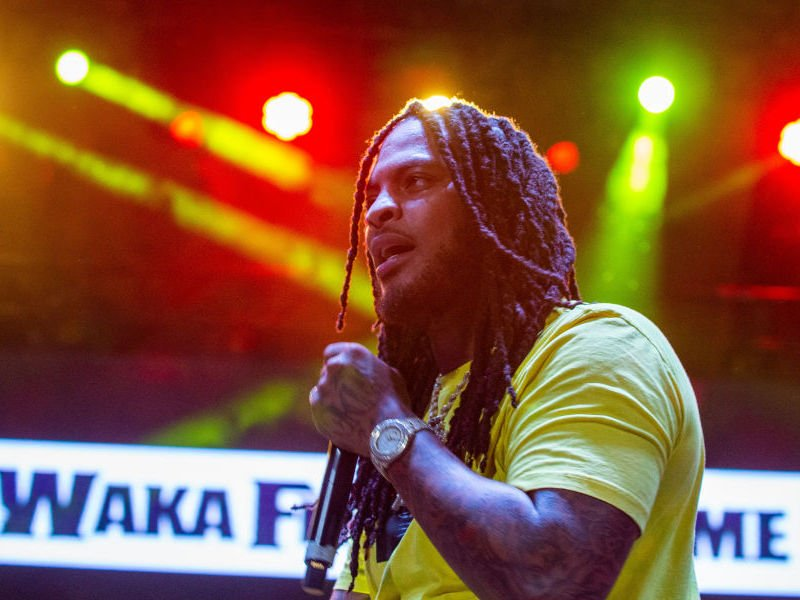 Waka Flocka Flame Says He's Dedicating His Life To Suicide Prevention & Mental Illness