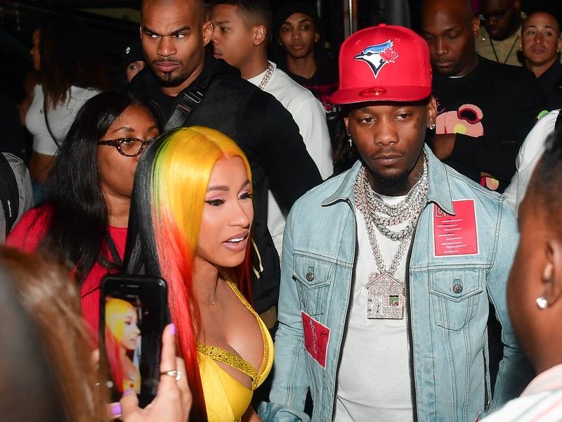 Offset S Baby Mama Alleges Cardi B Threatened To Smack Her Hiphopdx