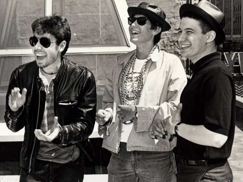 Beastie Boys Never Planned On Making It — But It Was 'Fucking Cool' When They Did