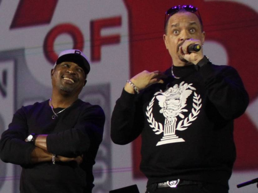 UHHM To Host Live YouTube Benefit With Ice-T, Chuck D, Biz Markie, De La Soul & More