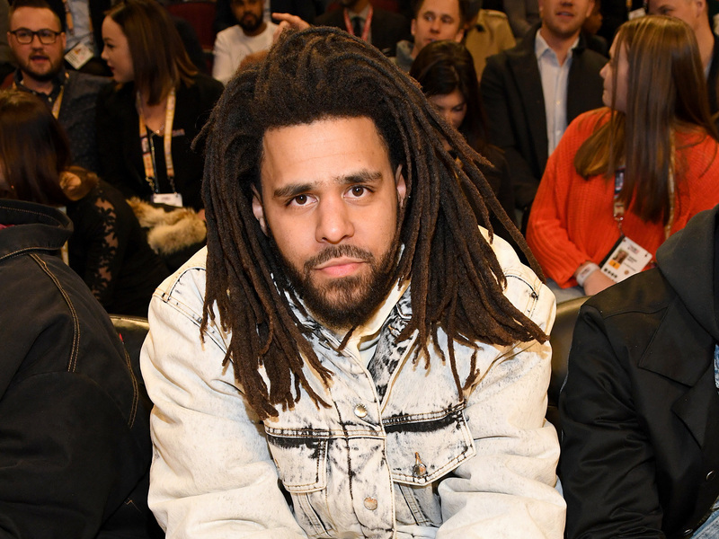 J. Cole Earns 7 Gold & 3 Platinum RIAA Certifications