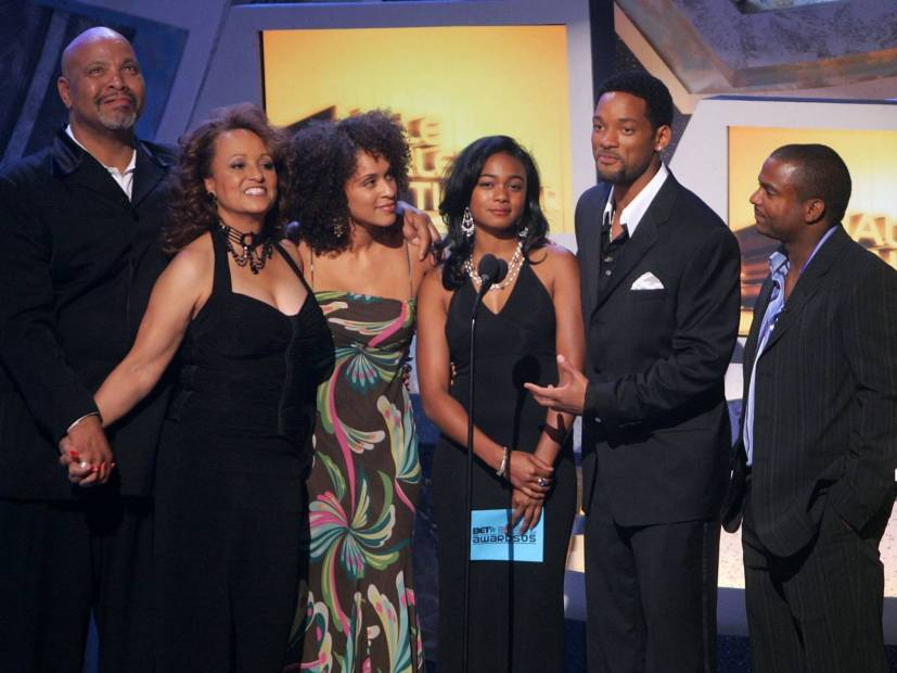 'Fresh Prince Of Bel-Air' Cast Can't Stop Crying As They Pay Tribute To The Late 'Uncle Phil'