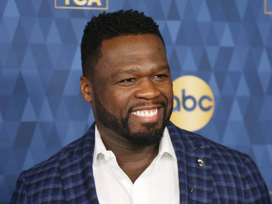 50 Cent Gets Out-Trolled By Street Artist: 'This Is Fucked Up'