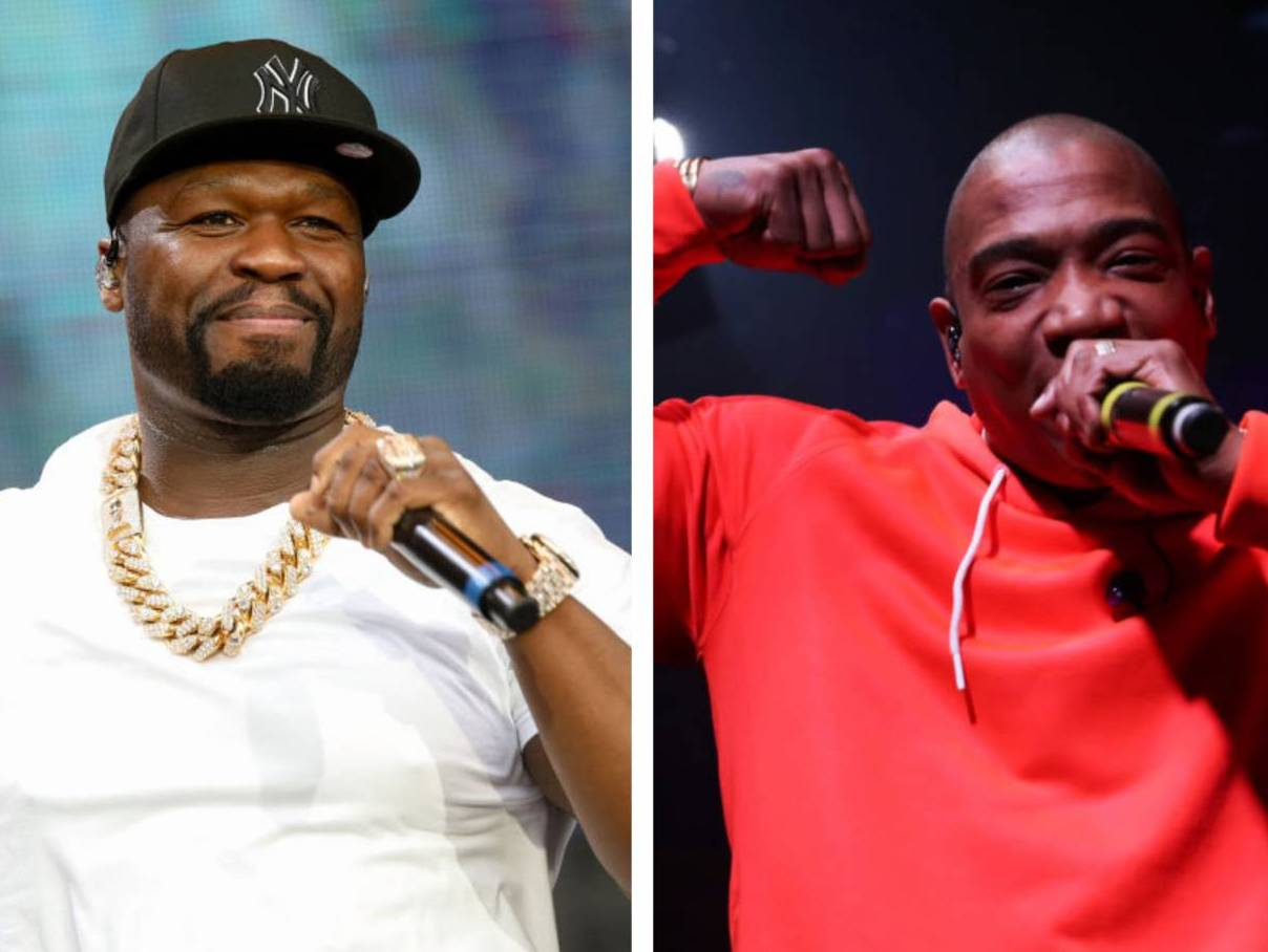 50 Cent Says Lloyd Banks Refused To Do Social Media Because 2Pac & Biggie Didn't