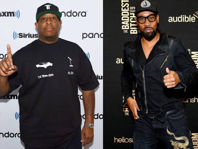 Iconic Producers RZA & DJ Premier Set To Battle On Instagram Live