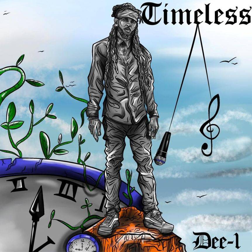 Review: Dee-1 Makes Mixtape Songs Sound Like Album Cuts On 'Timeless'