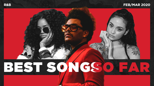 Best R&B Songs of February 2020