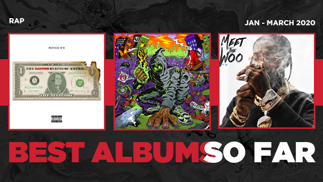 Best Rap Albums of February 2020