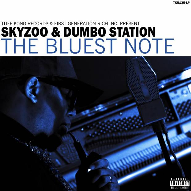 Review: Skyzoo's 'The Bluest Note' Showcases His Maturity With Solid Jazz Hip Hop