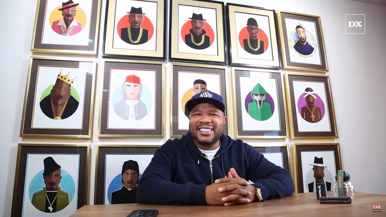 Xzibit Reflects On Golden State Warriors Supergroup & Why He Hosted MTV's 'Pimp My Ride'