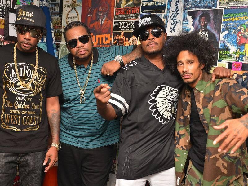 Krayzie Bone & DJ Paul Announce Bone Thugs-N-Harmony Vs. Three 6 Mafia Instagram Live Battle