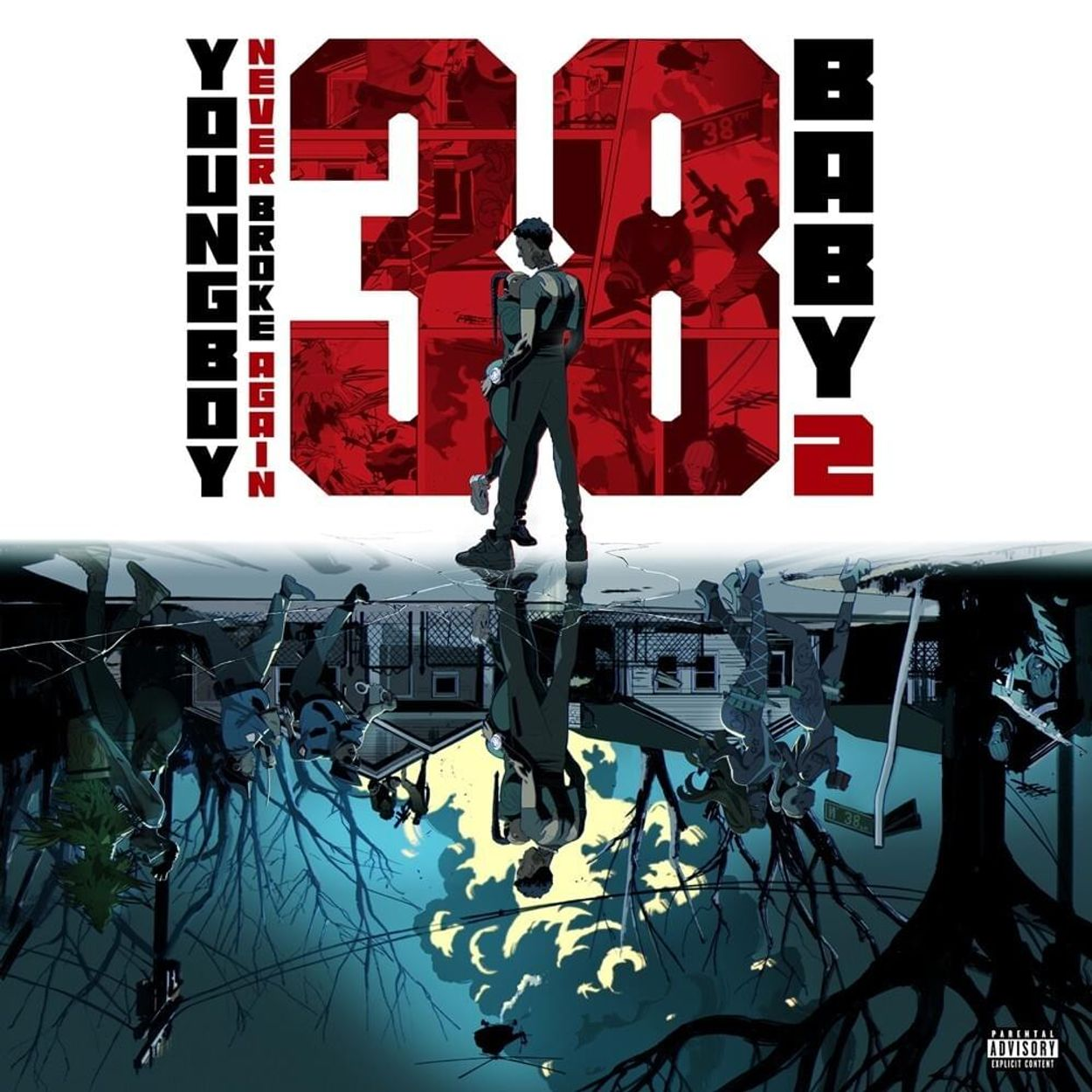 Youngboy Never Broke Again's '38 Baby 2' Rises To No. 1 On Billboard 200