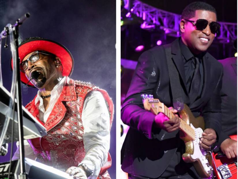 Teddy Riley & Babyface Make Instagram History With Epic Rematch