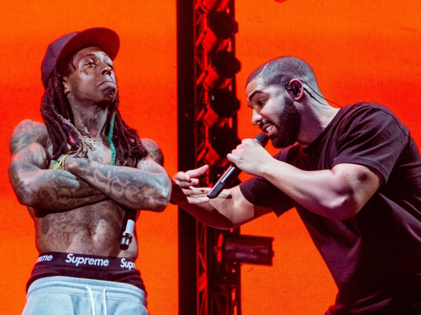 Drake Had 'Out Of Body' Experience When Lil Wayne Played 'Lollipop' For Him & Kobe Bryant - HipHopDX