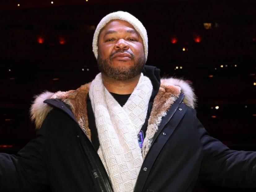 Xzibit Digs In The Vault For Photos Of Dr. Dre, 50 Cent, DJ Battlecat & More
