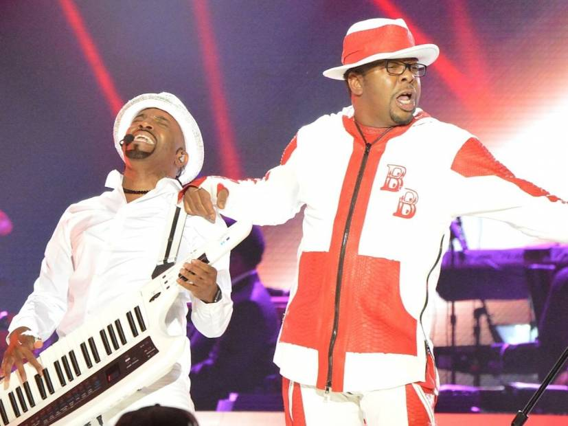 Bobby Brown Stormed Out On Teddy Riley While Recording 'My Prerogative'