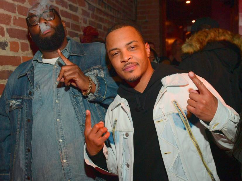 T.I. & Killer Mike Suit Up In Masks & Gloves To Contribute To Atlanta Coronavirus Relief Efforts