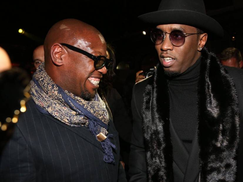 Diddy Reacts To Andre Harrell's Death: 'I Can't Even Imagine Life Without Dre'