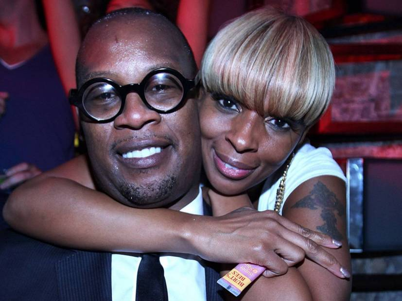 Mary J. Blige In Shock Over Andre Harrell's Death: 'This Can't Be Real'