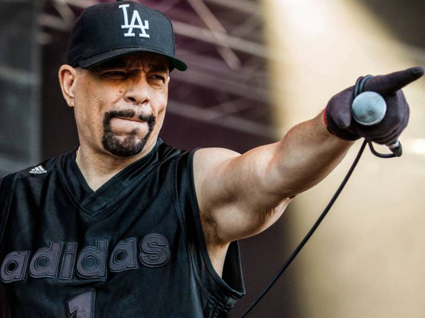 Ice-T Reveals, By A Line Of 'O. G. Original Gangster' Lives By