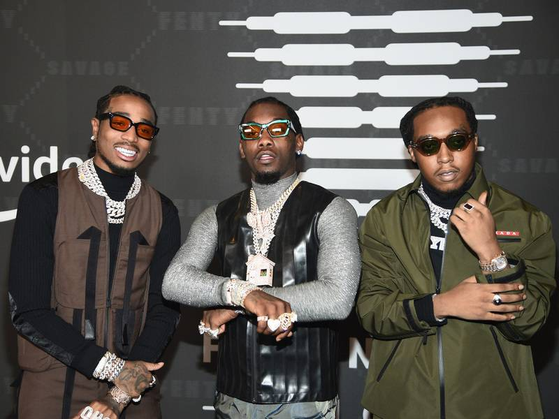 Offset Named In Stylist's Lawsuit Against Quavo & Takeoff For Allegedly Stealing $80K In Clothing