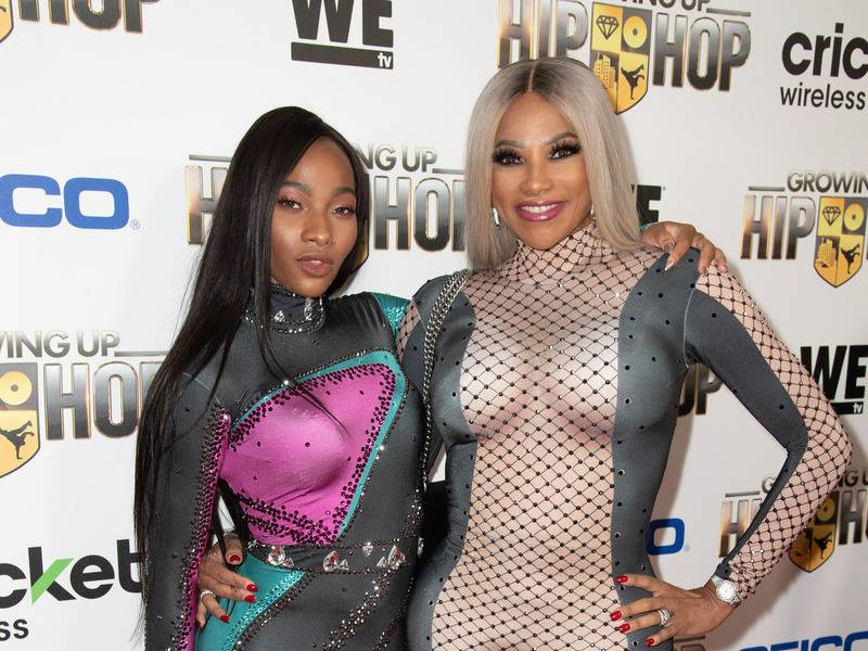 Pepa & Treach's Daughter Egypt Criss Quits 'Growing Up Hip Hop'
