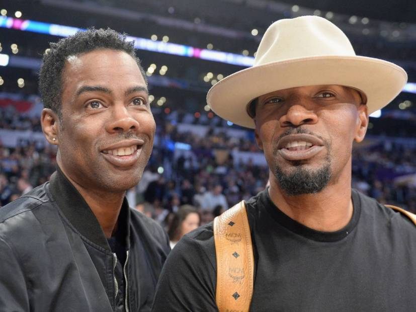 Jamie Foxx, Chris Rock, Russell Simmons & More To Appear In Andre Harrell Tribute Special