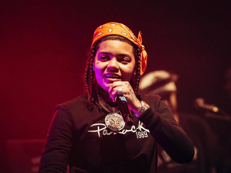 Young M. Action Red 'Flu' EP Stream