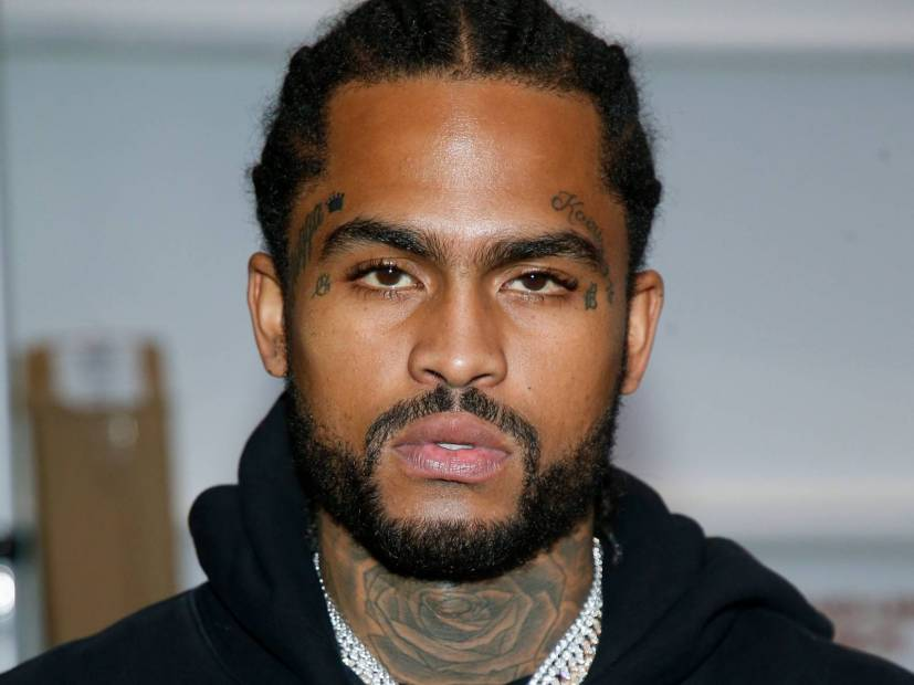 Dave East Says 'FUCC NYPD' After He's Taken Into Custody