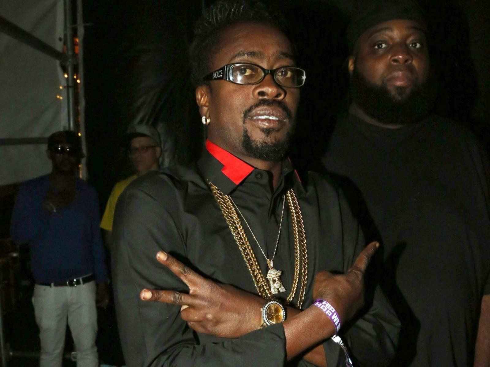 Nas Confuses Guerilla Black For Biggie During Beenie Man & Bounty Killer Verzuz Battle