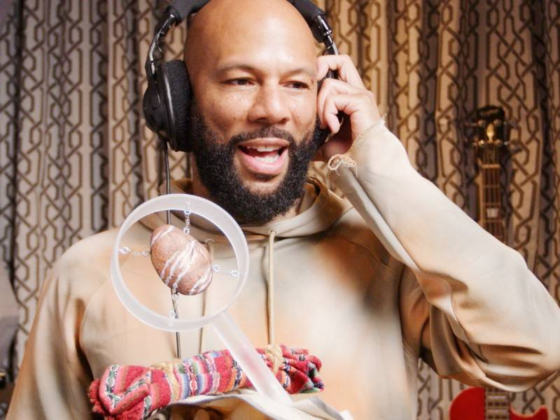 Common Tapped To Appear In Apple TV's 'Fraggle Rock: Rock On!'