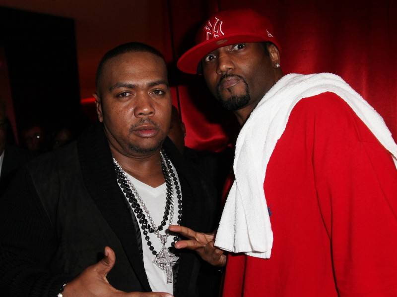 Timbaland's Rap Partner Magoo Catches Props On Twitter After Being Called 'Wackest Rapper Ever'