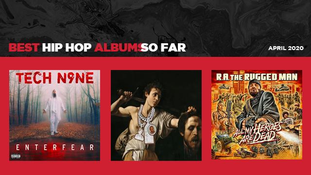 Best Hip Hop Albums Of April 2020
