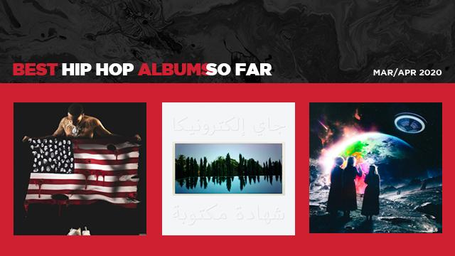 Best Hip Hop Albums Of March 2020