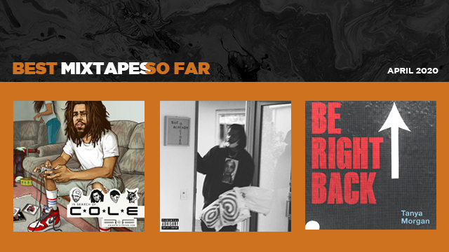 Best New Mixtapes & EPs Of April 2020